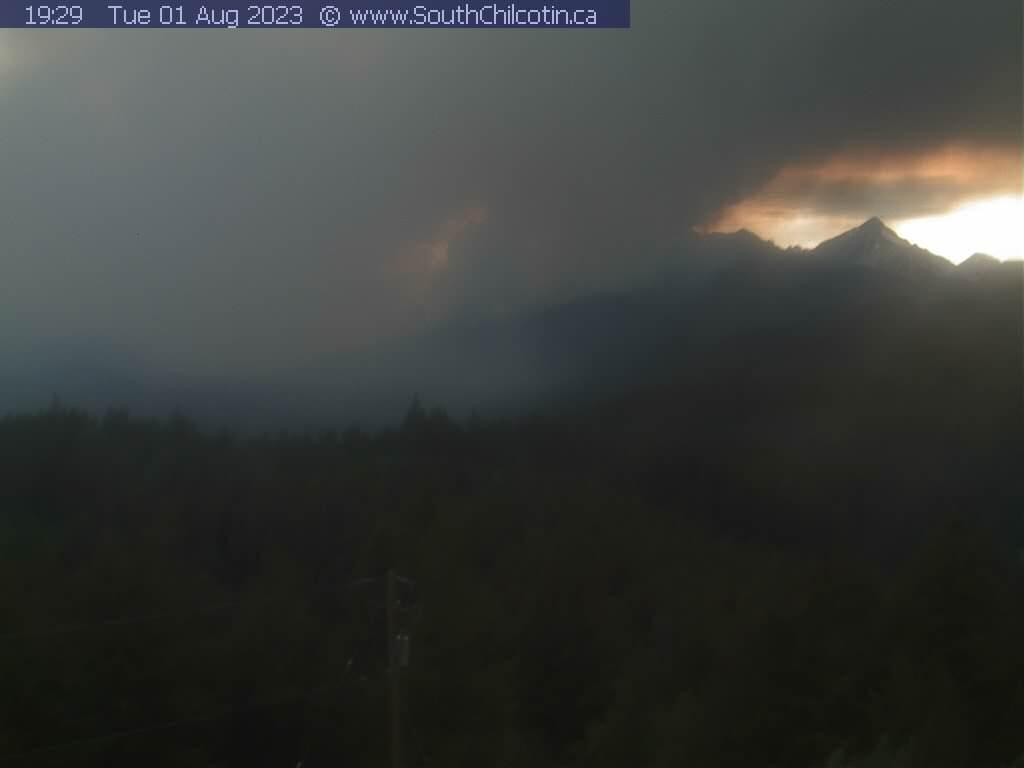 South Chilcotin Mountains Webcam
